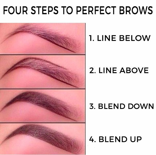 How to make a perfect brows?